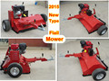 self propelled lawn mower for atv