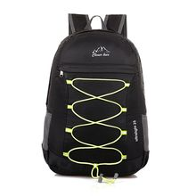 Nylon Folding Waterproof Backpack Bike rucksacks Packsack Road Cycling Bag Knapsack Riding Running Sport Travel Backpack