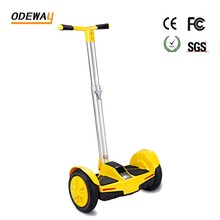 China Electric Chariot Scooter Odeway 2*250W Brush DC Motor two wheel electric scooter with pedal