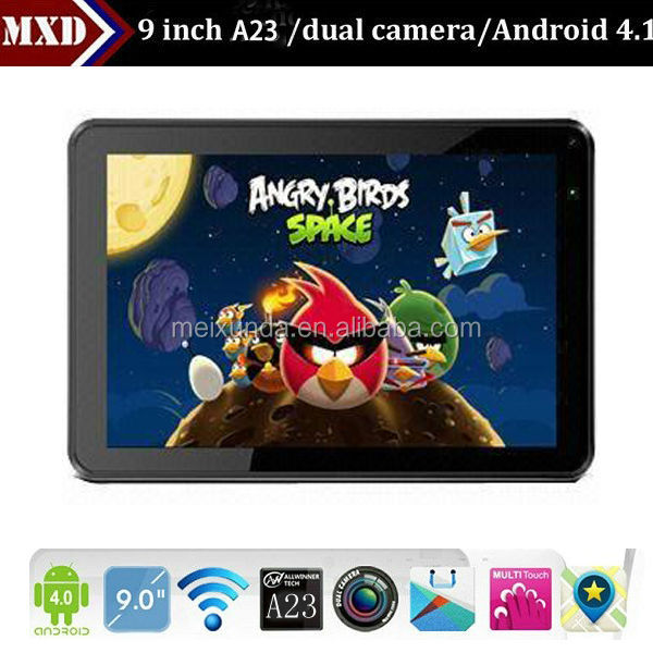 Shenzhen Wholesale Android Tablet PC AllWinner A23 mid tablet free games download