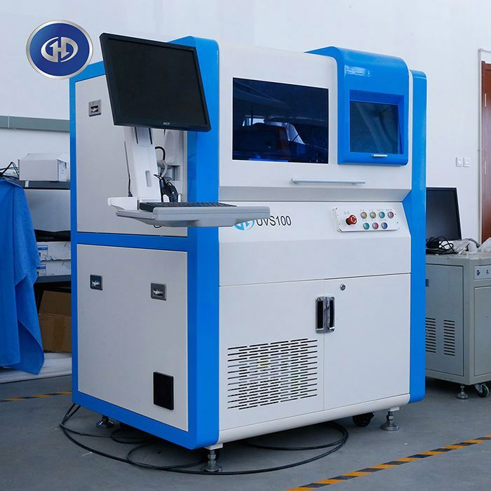 AS112 10w 20w Excellent Special Silicon Wafer Fiber Laser Scriber Engraving Cutting Machine