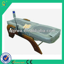 Automatic Electric Vibration Jade Thermal Massage Bed for Physical Therapy