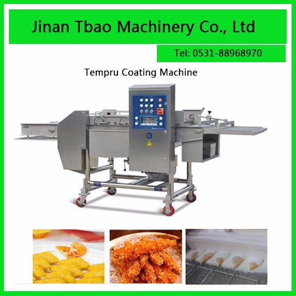 best sale large capacity batter breading machine