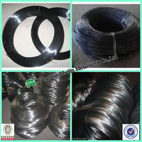 HOT SALE!--- 18 gauge Black soft annealed iron wire (factory)