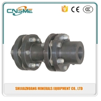 Clamp Tight Motor Shaft 2 Diaphragm Connector Coupling Joint