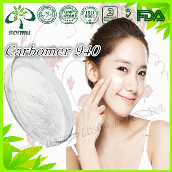Supply carbomer 940/carbopol 940/poly acrylic acid CAS:9003-01-4