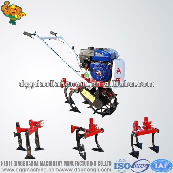 belt driven multi-purpose gasoline mini cultivator modern agricultural implements