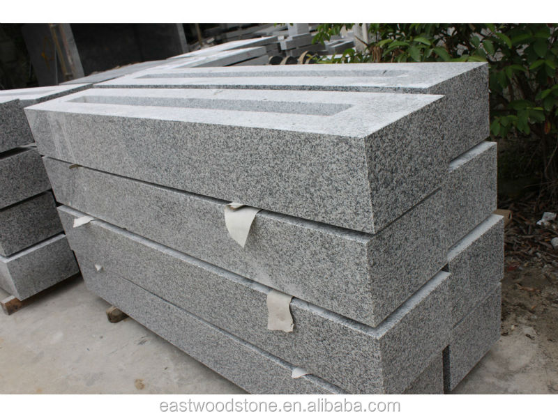China Grey Granite/G623 Granite Curb