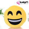 custom yellow whatsapp smile face emoji pillow soft stuffed emoticon plush poop face emoji cushion