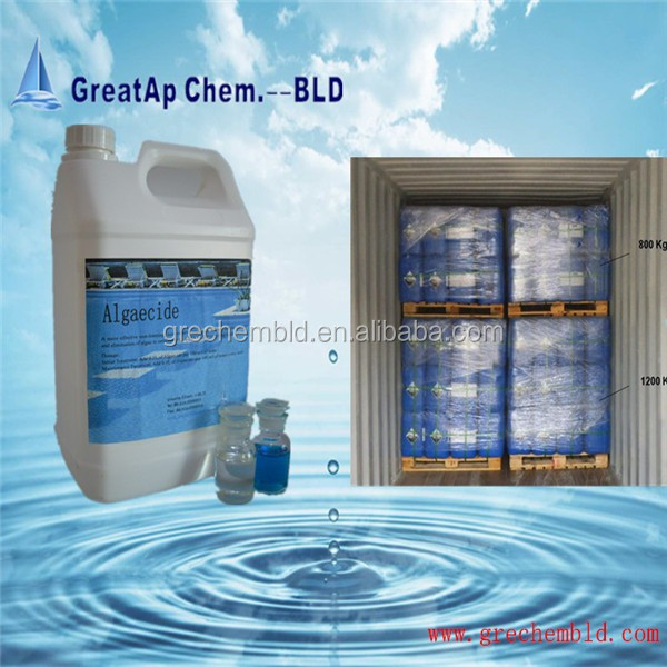 Non Foaming Swimming Pool Algaecide And Flocculant Chemicals Greatap128 Floc Buy Greatap128