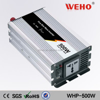 Output waterproof 500w 110v to 48v pure sine wave power inverter module electric car inverter
