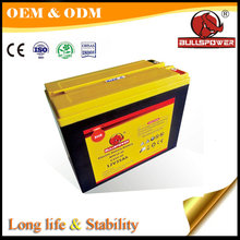 high Capacity maintenance free 12v 35ah enersys forklift truck batteries