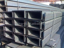 q235 /345 /ss400 all stander c channel and u channel/c channel steel sizes