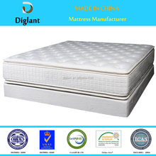 1000 Supporting Points 8cm Cool Gel Memory Foam Mattress Topper Bamboo Single
