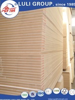 fire rated mdf board guangdong Hot sell Melamine MDF,Deorative MDF Board