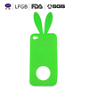 new style Fancy Durable rabbit shaped Silicone phone case