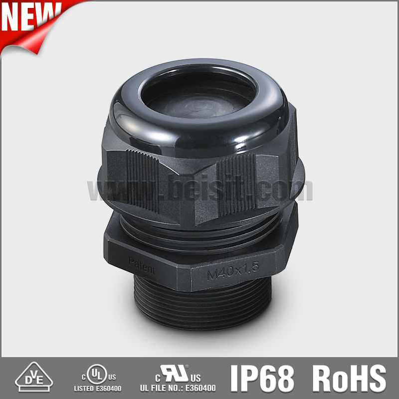 Latest New Arrival VDE IP68 UL Cable Gland/cable lug