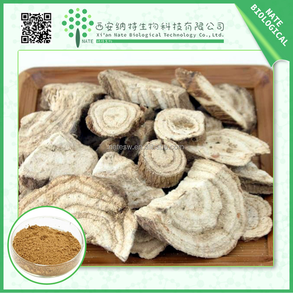 Top Quality 20:1 Puerarin extracted from Pueraria Lobata for Hypolipidemic