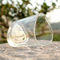 handmade mouthblown classic crystal the rock liquor glass