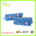 Promotional school pencil bag with zipper