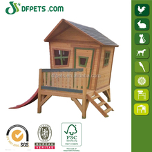 DFPets DFP018L Fashion Design wooden modular container house prices