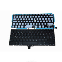 "Handmade Spanish Layout Mini A1278 keyboard Replacement For Laptop Apple Macbook Pro 13"" A1278 2009-2012"