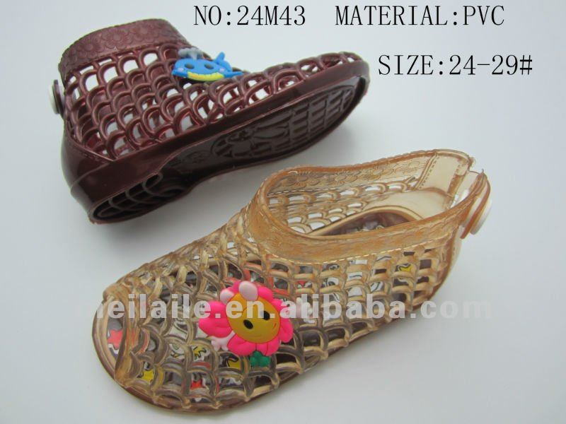 New design children crystal choes