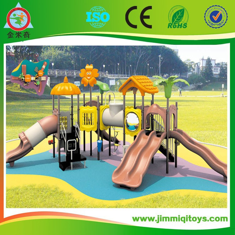 Eco-friendly&durable foam padding for playground residential plastic outdoor playground JMQ-J032B