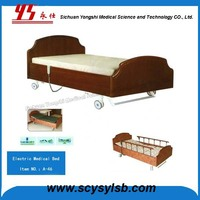 Cheap Metal folding Electrical Medical Home nursing care Bed for Elder