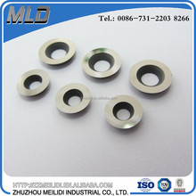 12mm Round Carbide Replacement Insert With 30 degree Cutting Angle for Wood Turning Lathe Tools