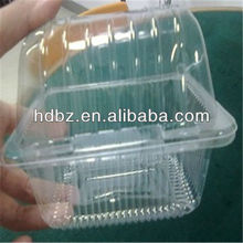 OEM design plastic food packaging boxes suppliers