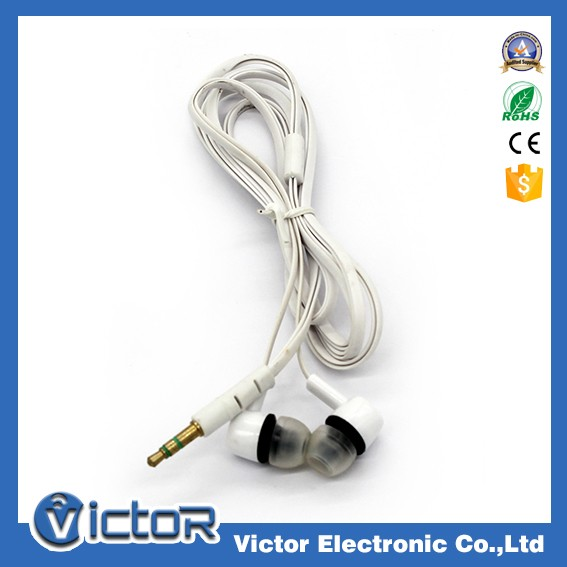 China factory In-ear universal handsfree kit micro earphone for Samsung