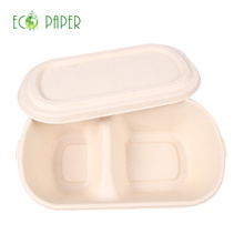 Biodegradable Disposable Oven Safe Disposable Food Container