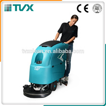 high grade new gadgets industrial warehouse driving floor cleaning equipment drive ground floor scrubber