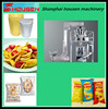Potato Chips Filling Nitrogen Gas Vacuum Packaging Machine