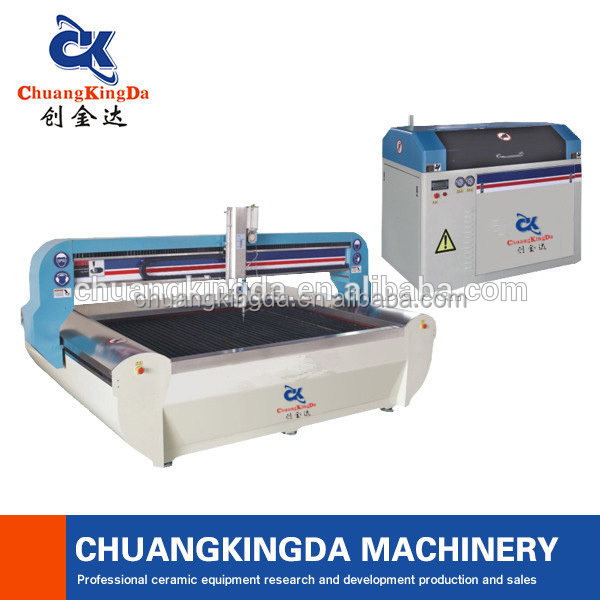 automatic CNC five axis waterjet cutting machine