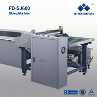 paper covering gluing machine