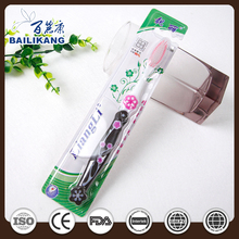 Lovely personalized cherry blossoms handle toothbrush for kids
