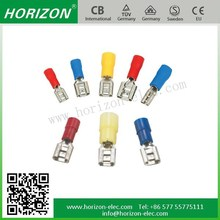 FDD/MDD Automotive Electrical Terminals Insulated Female/male connector