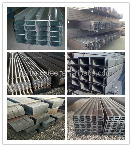 Structural steel ,I Beam, Steel I Beam Prices