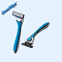 Good Sale 3 Blade Shaver With Strip Disposable Plastic Shaving Razor Blades For Skin Cleansing