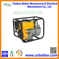 Domestic 3 inch Gasoline Manual Water High Pressure Water Test Booster Pumps