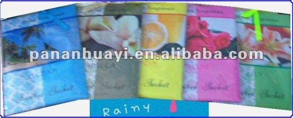 Aroma bag ;Paper fragrance bag ;Paper air freshener