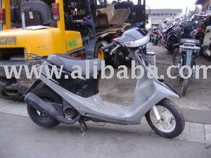 JAPAN used scooter motor bike (secondhand motor cycles Japanese brand products)