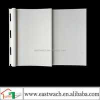 Advantage Plastic PVC Outdoor Covering Decorative China Factory directly Wall Cladding for Exterior Usage