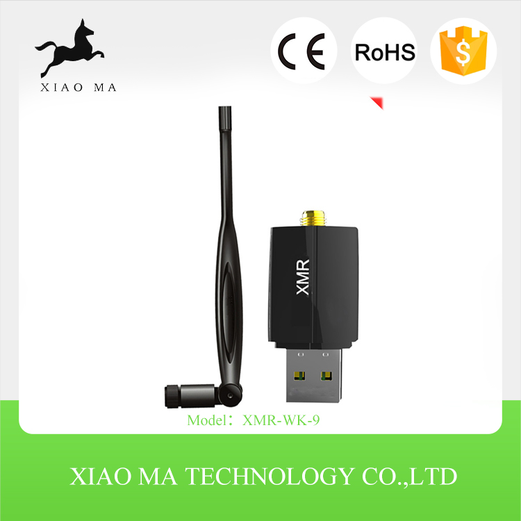 New 300M USB WiFi Wireless Network Networking <strong>Card</strong> LAN Adapter with Antenna XMR-WK-9