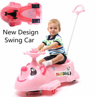 2 Pedal 2-In-1 Ride-On/Trike