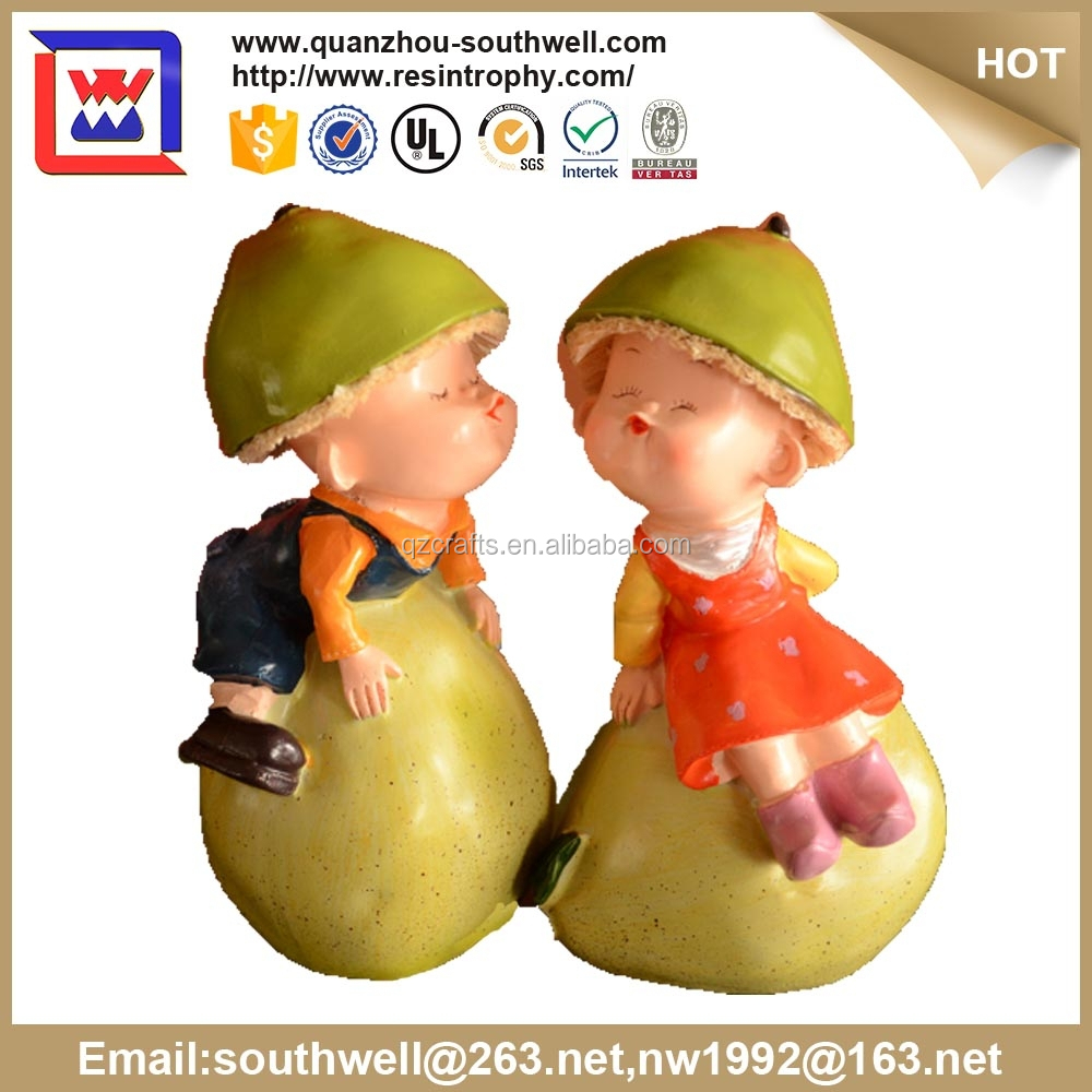 polyresin lover gifts for girls and resin gifts for antique lovers and weeding souvenirs