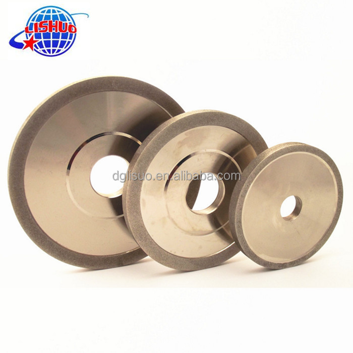 Hot sale dish diamond grinding wheel for carbide