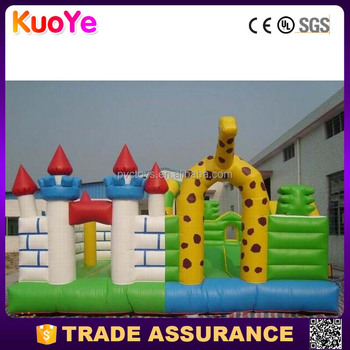 cheap amusing inflatable fun city,inflatable amusement park for kids